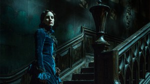 Jessica Chastain in Crimson Peak